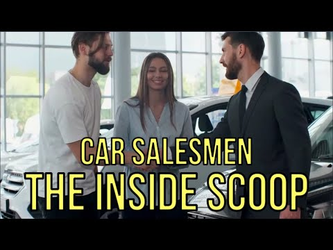 WHAT DO CAR SALESMEN REALLY SAY About CAR DEALERSHIPS? - Auto Expert: The Homework Guy, Kevin Hunter