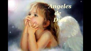 ANGELES DE DIOS (Letra)