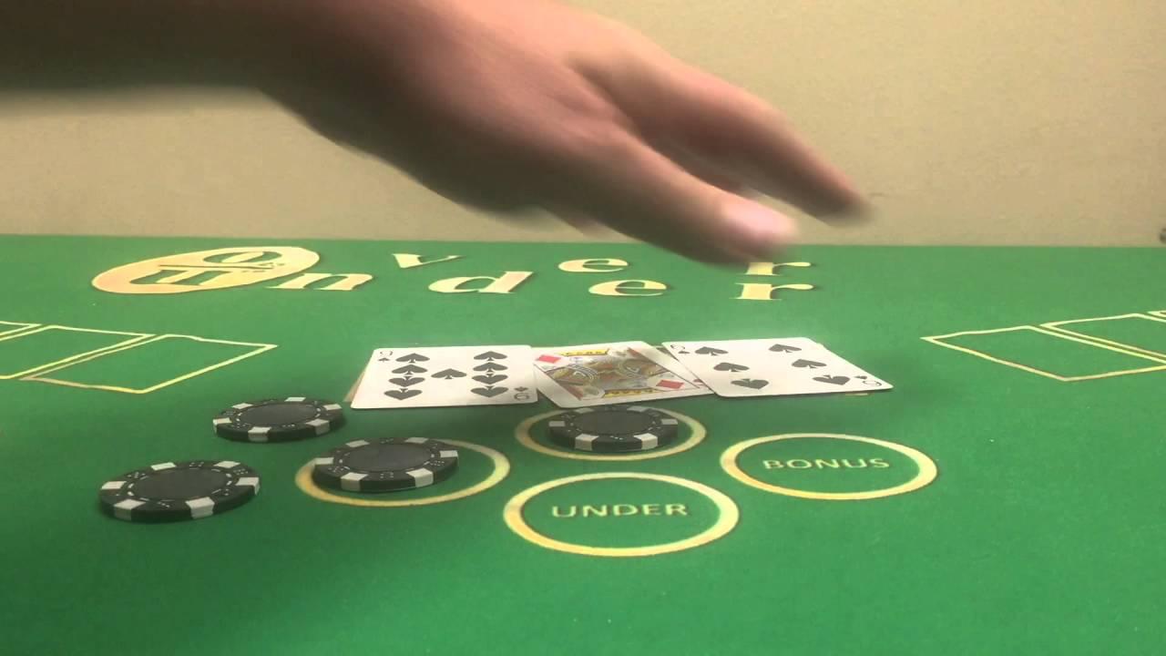Gambling over and under furhman casino