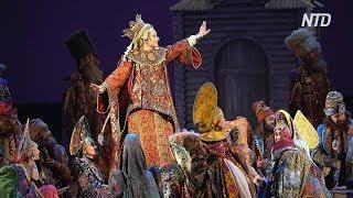 «Сказка о царе Салтане» вернулась на сцену Большого театра