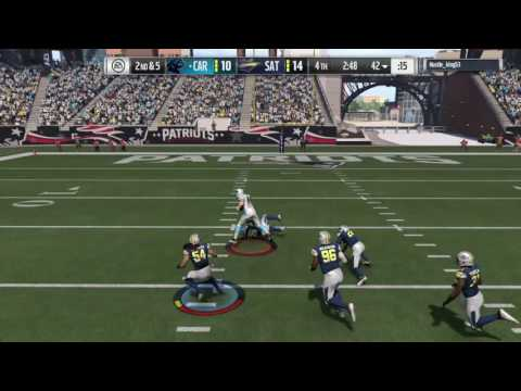 Madden NFL 17 ghost of dallas clark is back