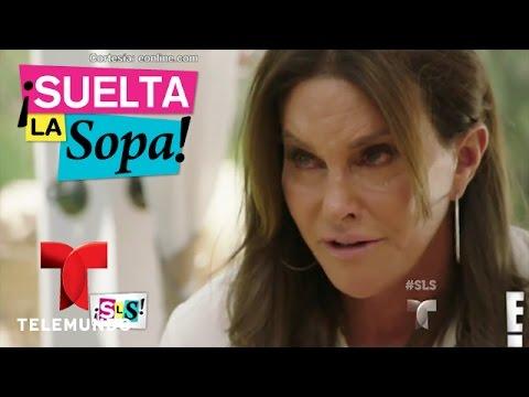 Suelta La Sopa | Romance transgénero entre Caitlyn Jenner y Candis Cayne? | Entretenimiento