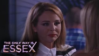 Lydia Has A Bone To Pick With Danni - The Only Way Is Essex