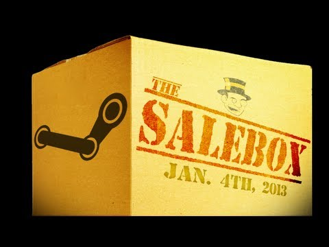 Salebox - Steam Holiday Sale - January...