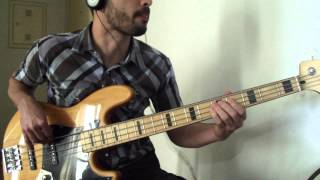 Audioslave - Be Yourself [Bass Cover]
