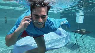 Dobre Brothers! LIVING UNDER WATER FOR 24 HOURS CHALLENGE!1