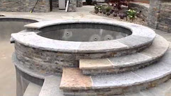 Poolscape design build goes far beyond the pool.
