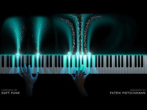 TRON: Legacy - Main Theme (Piano Version)