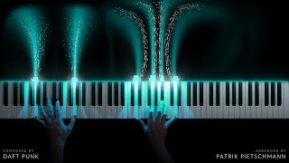 TRON: Legacy - Main Theme (Piano Version)