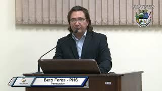 42ª S. Ordinária - Beto Feres