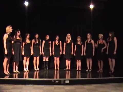 Heaven Is a Place on Earth a cappella- The Sirens