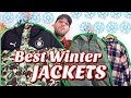 "TOP 8 JACKET ""STYLES"" FOR WINTER! BEST STYLISH COATS FOR THIS SEASON"