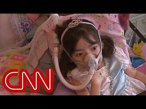 Parents allow child to make life, death decision
