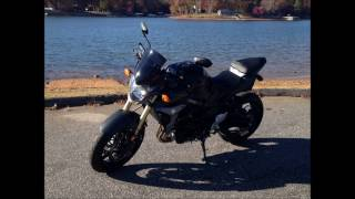 Why I chose GSX-S750 Over the  fz07,fz09,mt07,mt09,z800 Review
