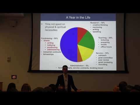Personal Reflections on Grant Writing - Prof. Darren Lipomi - UC San Diego