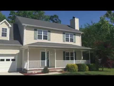 Home For Sale in Jacksonville, NC ~ 124 STONEY CREEK DRIVE ~ REALTOR