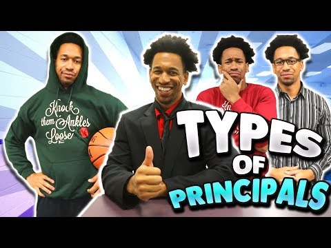 Types of Principals