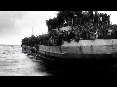 immigrazione - Dall'altra parte del mare. Di Mauro Raffaele.