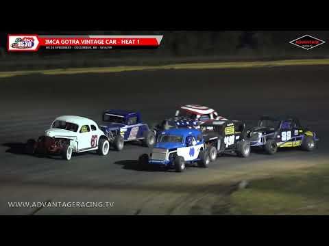 Modified/GOTRA Heats - US 30 Speedway - 9/14/19