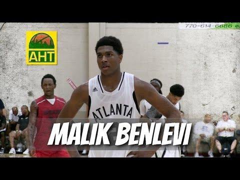 "6'6"" Malik Benlevi #Prather #BOTS #Adidasgauntlet MIX #ATLCeltics"