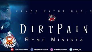 Ryme Minista - Dirt Pain [Audio Visualizer]
