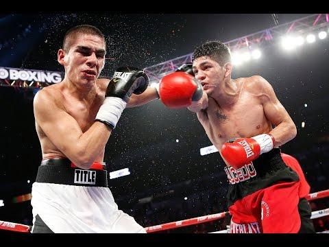 Alex El Cholo Saucedo (20-0-14)  v/s Angel Martinez (12-7-1-8) Fecha: 24/10/15