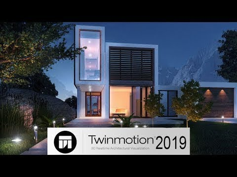 How to install twinmotion 2019 full version