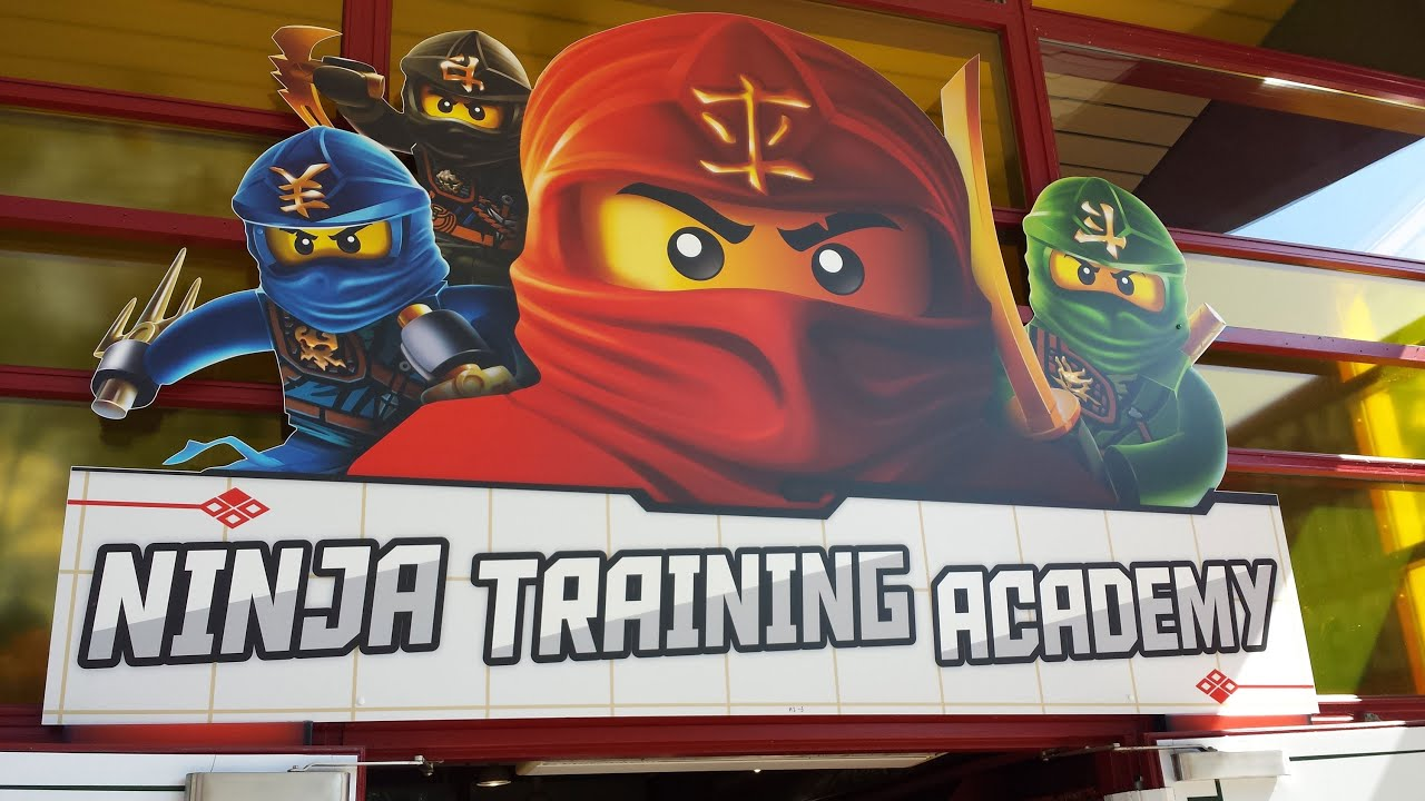 Image result for Ninjago Training Academy.