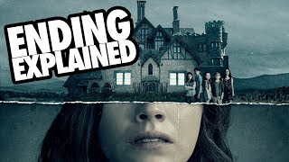 THE HAUNTING OF HILL HOUSE (2018) Ending Explained