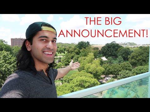 THE BIG ANNOUNCEMENT! | Mo Sabri