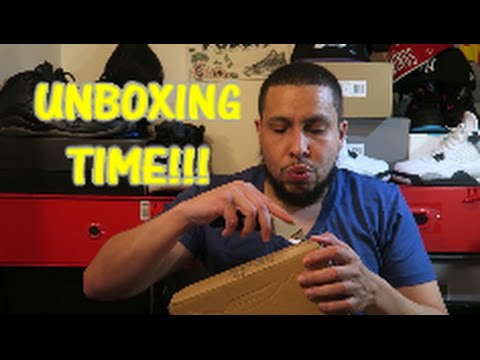 UNBOXING FROM EASTBAY AND MORE