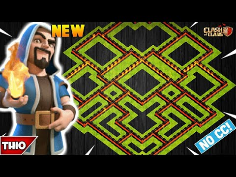 NEW TOWN HALL 10 TROPHY/FARMING BASE 2019! TH10 HYBRID FARM BASE WITH REPLAYS! - CLASH OF CLANS(COC)