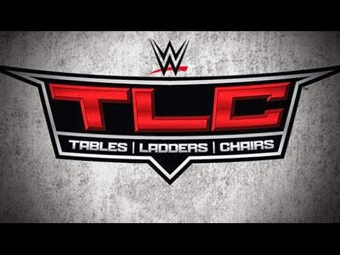 WWE TLC 2016 Match Card!