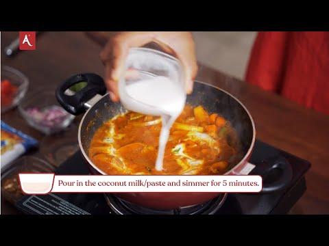 South Indian Kulambu Recipe   Puli Kulambu   Kulambu Chilli Powder - Annapoorna Masalas & Spices