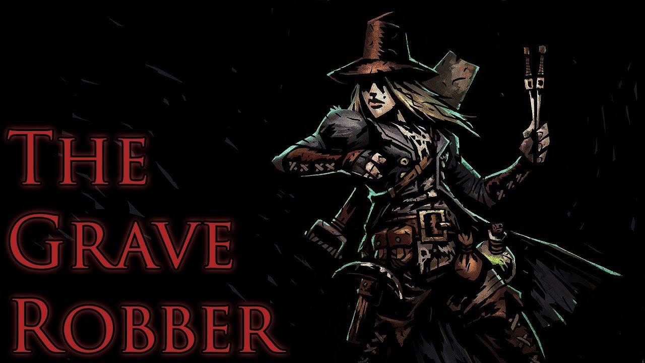 Skyrim Character Build: The Grave Robber - Darkest Dungeon Ordinator Build