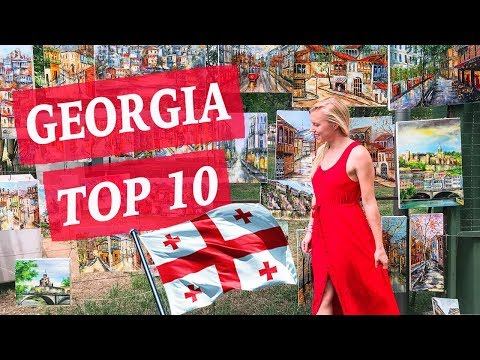 10 FAVOURITE THINGS - GEORGIA (COUNTRY) ♡ Digital Nomad Girl