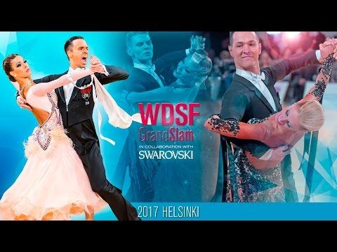 2017 GrandSlam Standard Helsinki | The Trailer | DanceSport Total