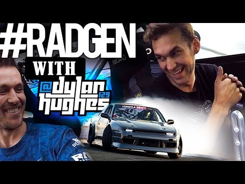 What Makes You Drift: DYLAN HUGHES