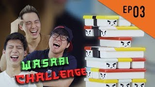 Hot Guys Ep3 - Wasabi Challenge! ft. Steven Lim