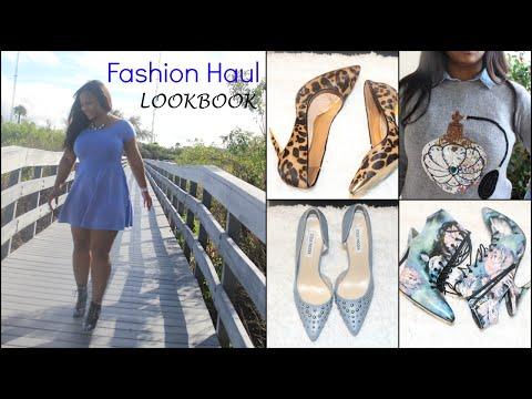 Fashion Lookbook | Haul: H&M, Forever 21, Steve Madden & More