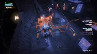 Batman Arkham Knight: Stealth Gameplay