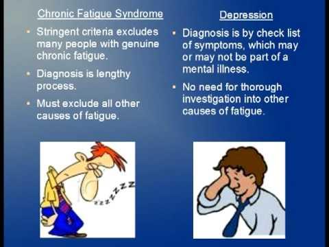 Conventional Medicine and Chronic Fatigue: The failed paradigm