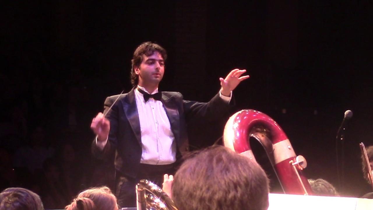 1098 t sdsu - A Marquez Danzon No 2 Sdsu Sym Orchestra Conductor Raffi Mikaelian