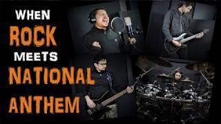 When Rock meets Jana Gana Mana (Indian National Anthem) !!