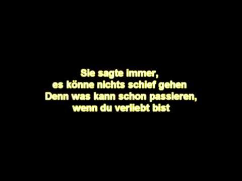 Reamonn-Supergirl [German Lyrics]