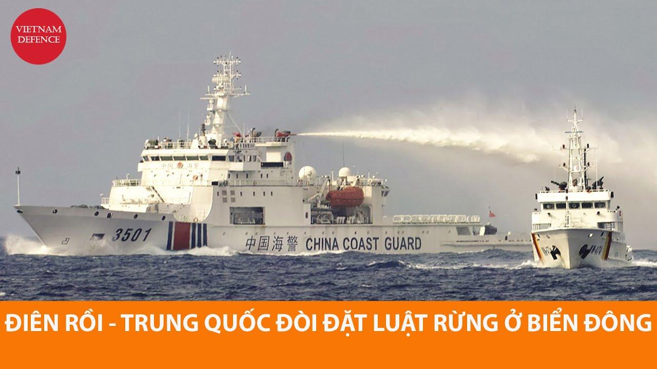 Trung Quốc đòi Việt Nam, Mỹ phải chơi theo luật rừng ở biển Đông - Kệ nhé, đúng trò hề