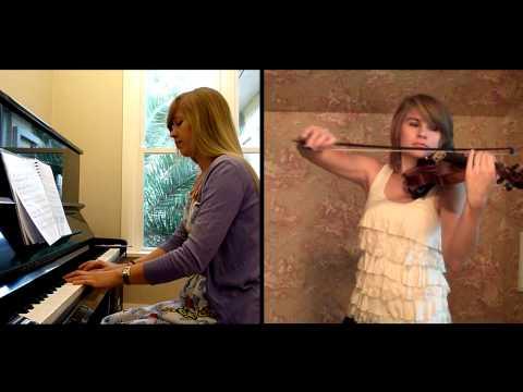 Aria di Mezzo Carattere from Final Fantasy VI (Violin and Piano Cover) Taylor Davis and Lara