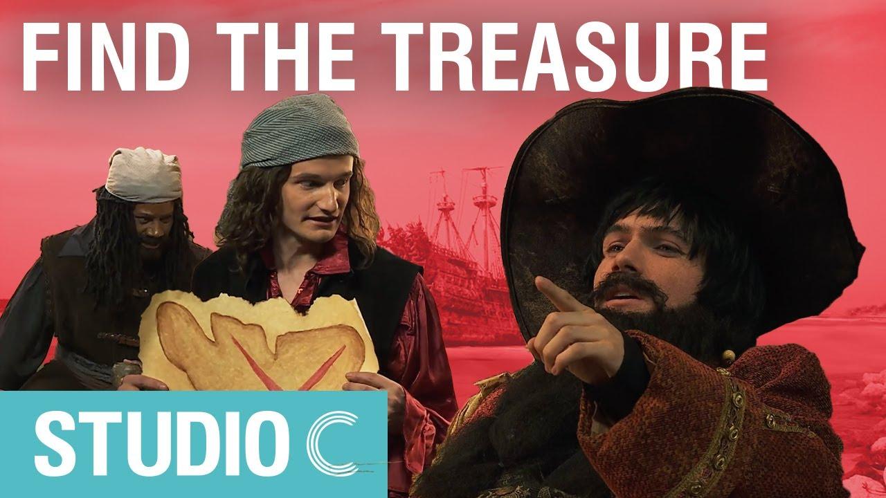 How to Understand Pirate Talk - Studio C