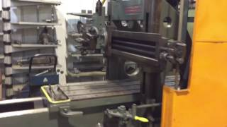 G.A. Gray Planer in action HD