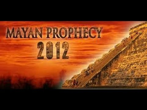 The Mayan Prophecy Will The World End on 12-21-2012
